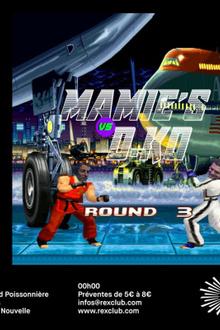 Mamie's vs D.ko Round 3