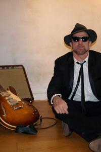 Concert et Jam Blues - Jeff Hoffman - Le Caveau des Oubliettes - dimanche 15 décembre