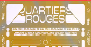 Quartiers Rouges: Red Axes, Baris K, Roni