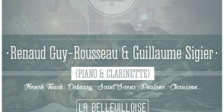Péché De Chair #3 -  GUILLAUME SIGIER & RENAUD GUY-ROUSSEAU