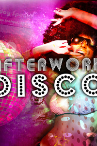 afterwork 100% disco - California Avenue - mercredi 24 mars 2021
