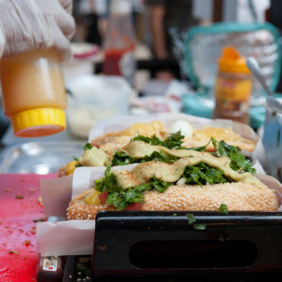 Street Food Temple #2 : la street food s'installe de nouveau au Carreau du Temple
