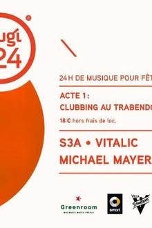 Tsugi H24 Acte 1 - Clubbing au Trabendo