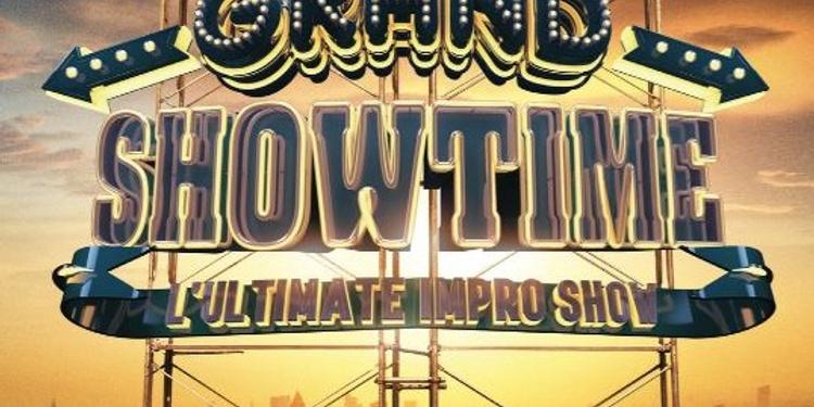 Le Grand Showtime au Point Virgule !