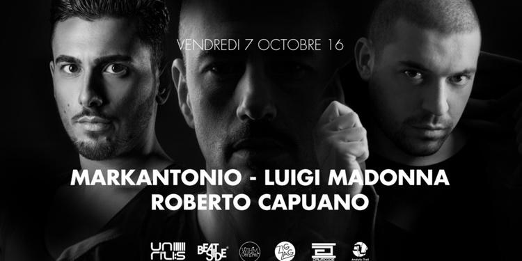 Zig Zag : Markantonio, Luigi Madonna & Roberto Capuano