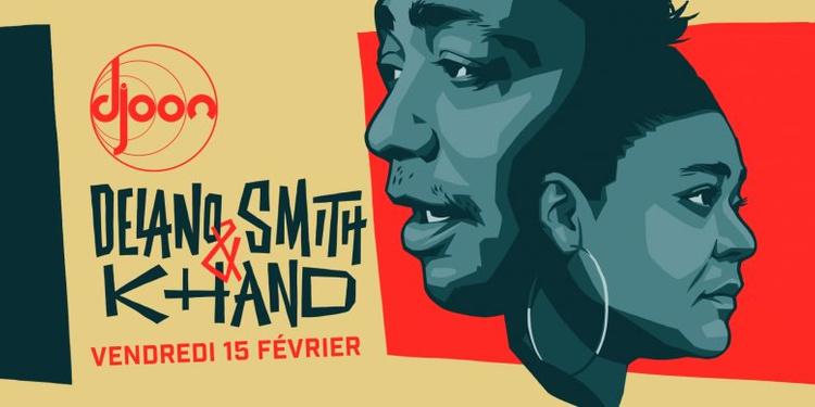 Delano Smith & K-Hand