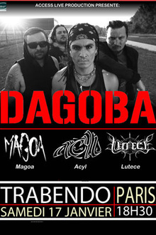 Dagoba + magoa + Acyl + lutece