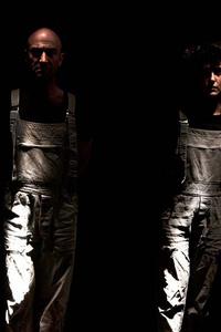 L. Eddé Khouri & C. Macé • Structure-Couple - FATCH - Theatre de Vanves - vendredi 2 octobre