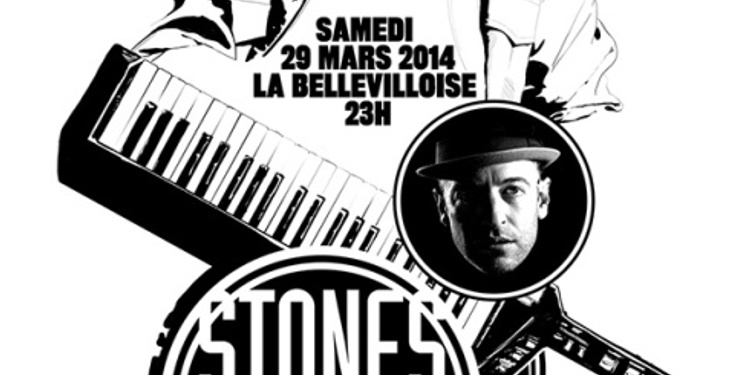 Free your Funk Stones Throw