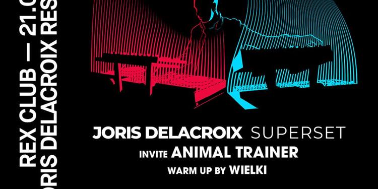 Joris Delacroix Invite Animal Trainer & Wielki