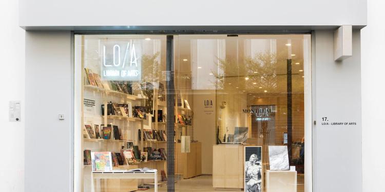LO/A - Library Of Arts