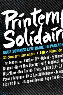 Printemps Solidaire