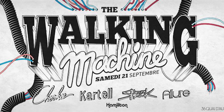 The Walking Machine