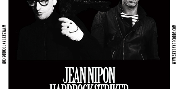 POWERHOUSE à la Confiserie w. Jean Nipon, Hardrock Striker, Garage Shelter & friends