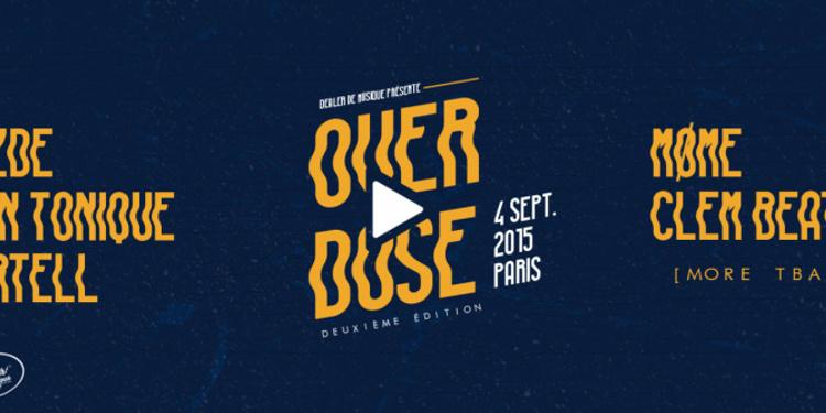 OVERDOSE#2 - Dealer de Musique 3 Years Anniversary