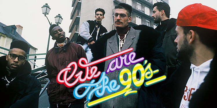 We Are The 90's Fresh'n'Fresh Session #116