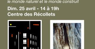 CROISEMENT - Le monde naturel et le monde construit  - CLÔTURE