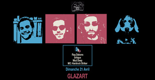 Skylax x Glazart: D.ko w/ Rag Dabons, brAque, Mud Deep & HS