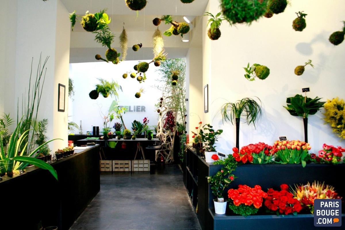 la nouvelle boutique florale ikebanart met de la poésie dans votre salon