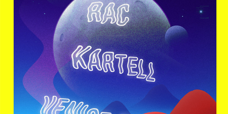 Nouveau Disco : RAC - Kartell - Venice Beach
