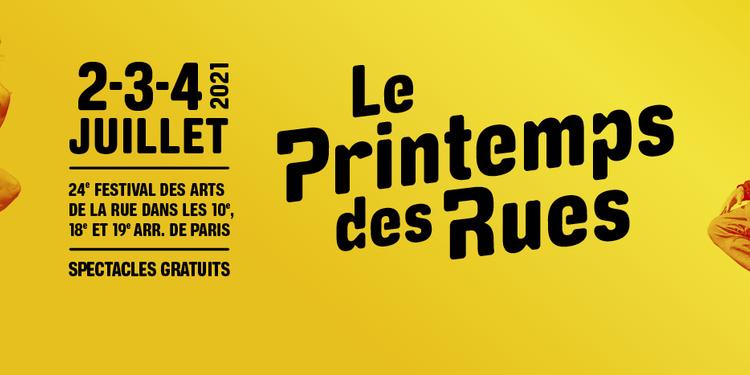 Festival Le Printemps des Rues