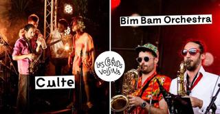 Concerts - Culte et Bim Bam Orchestra - Les Grands Voisins