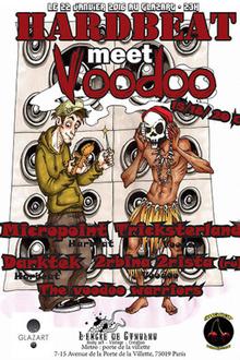 Hardbeat meet voodoo
