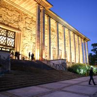 Palais de la Porte Dorée P.