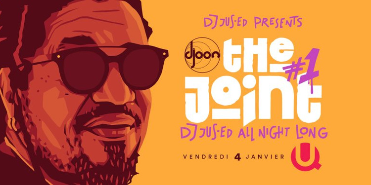 The Joint #1 Jus-Ed All Night Long