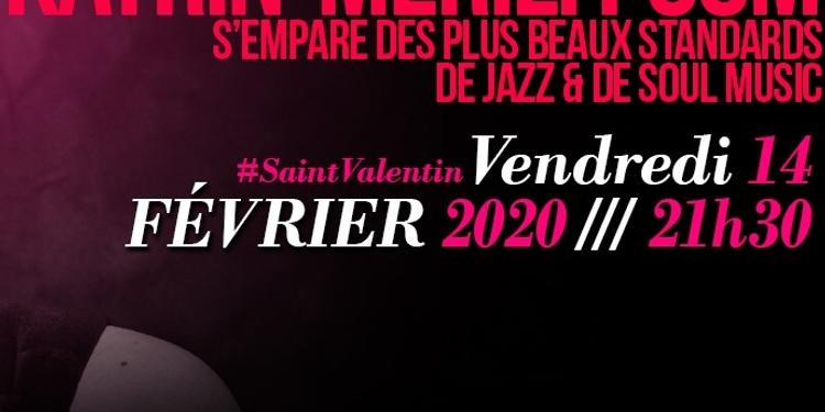 Soirée Jazz Lovers - Katrin-Merili au Baiser Salé