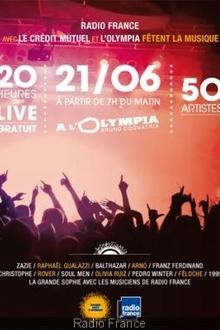 Radio France fête la musique à l'Olympia
