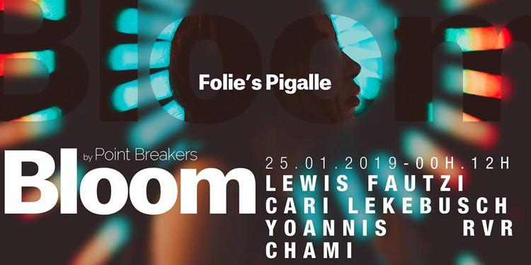 BLOOM #23 w/ Cari Lekebusch & Lewis Fautzi