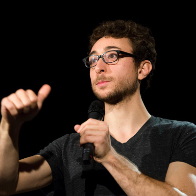 Sebastian Marx, le spectacle d'un New-Yorkais à Paris