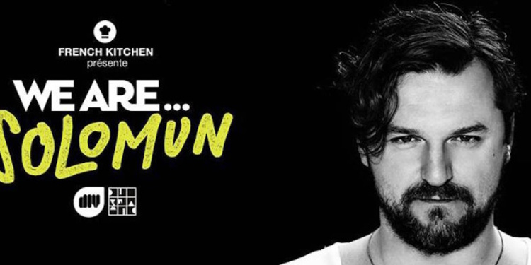 WE ARE... SOLOMUN