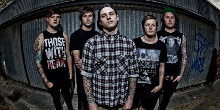 Suicide silence + Thy Art Is Murder