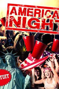amercian night - California Avenue - mercredi 28 octobre