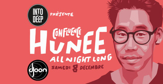INTO THE DEEP Présente Confluence with Hunee 'All Night Long'