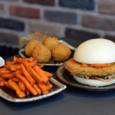 Siseng : le Bao Burger, nouvelle lubie du 10ème arrondissement
