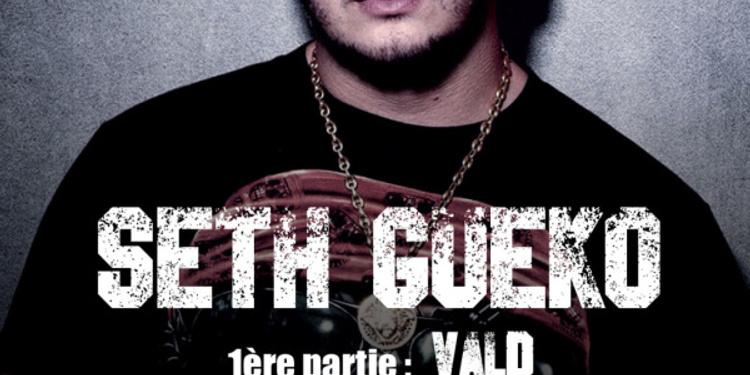 Seth Gueko - festival paris hip hop 2014