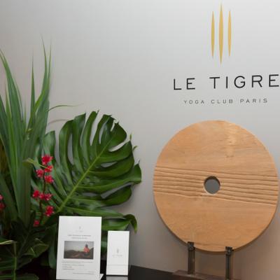 Calme, luxe et volupté, bienvenue au Tigre Yoga Club