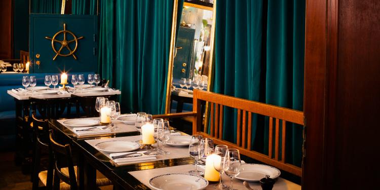 Hôtel Grand Amour restaurant