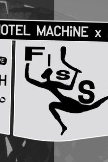 Motel Machine x Fissa : Issam, Gan Gah, ڭليثرGlitter٥٥