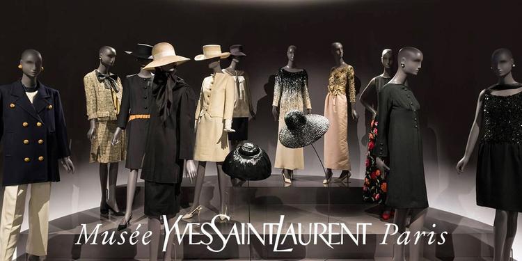 Musée Yves Saint Laurent Paris Parcours inaugural
