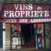 Cave des Abbesses - Cave Bourdin