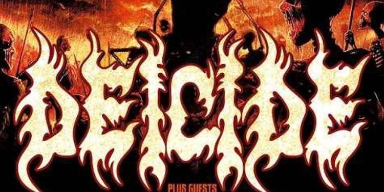 Deicide + destinity + karnak + sweetest devilry