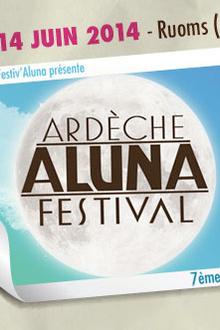 L'Ardèche Aluna Festival 2014